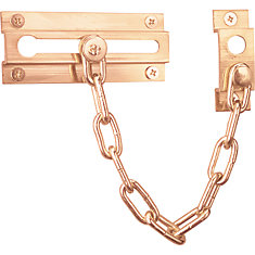 Brass Solid Chain Door Guard