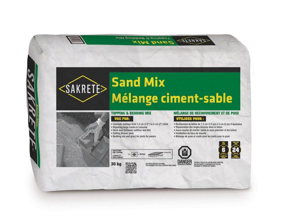 Sand Mix, 30 KG