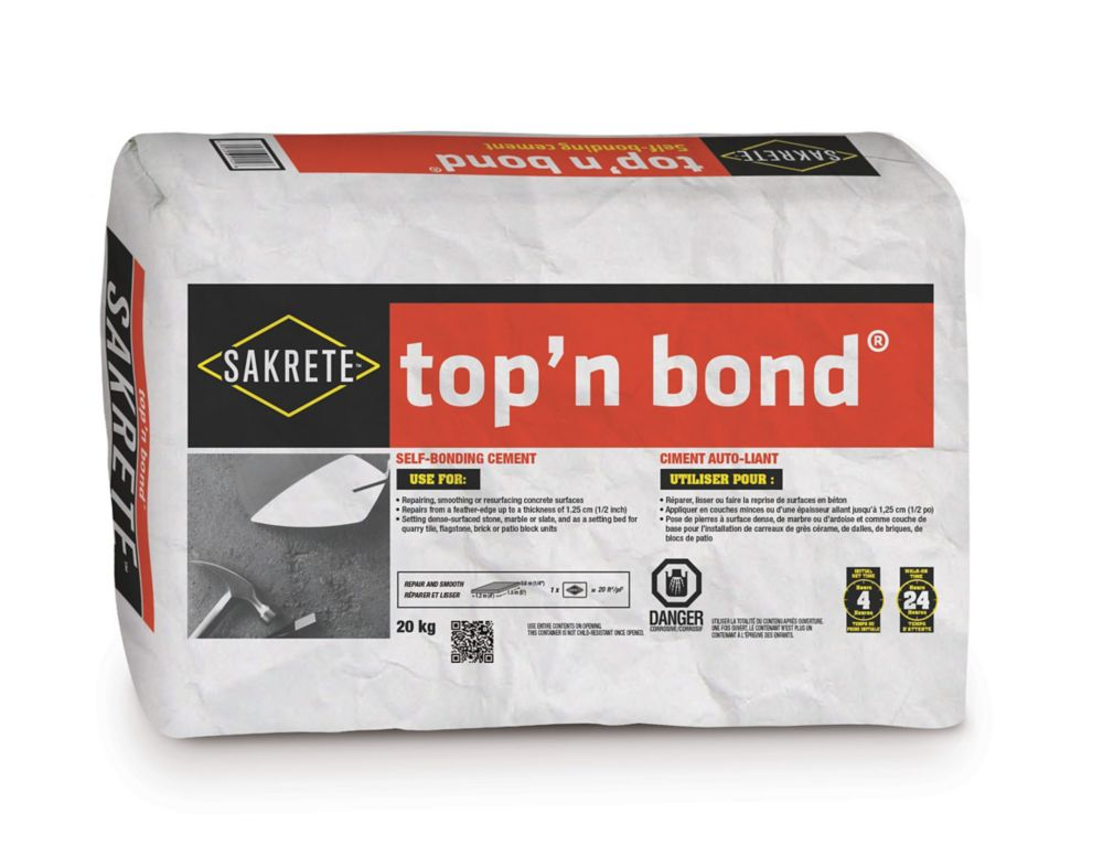 top'n bond, 20 kg