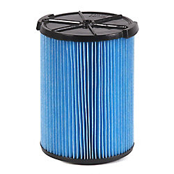 Fine Dust Filter For 18.9 L (5 Gal.) & Larger Wet Dry Vacuums