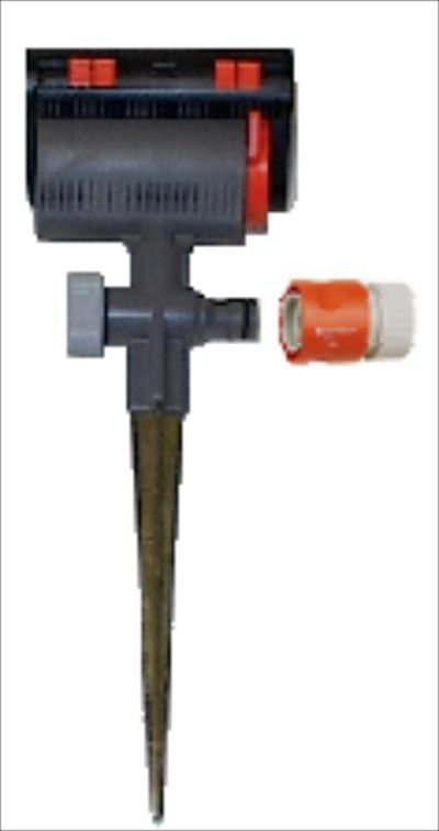 Oscillateur MiniZoom Gardena sur pic