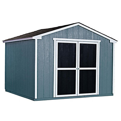 wooden shed - Garden Sheds Victoria Bc