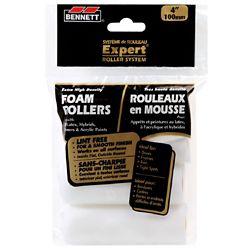 BENNETT Mini Foam Roller -Refills (4-Pack)