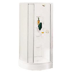 MAAX Iris B 2-Piece Shower Stall