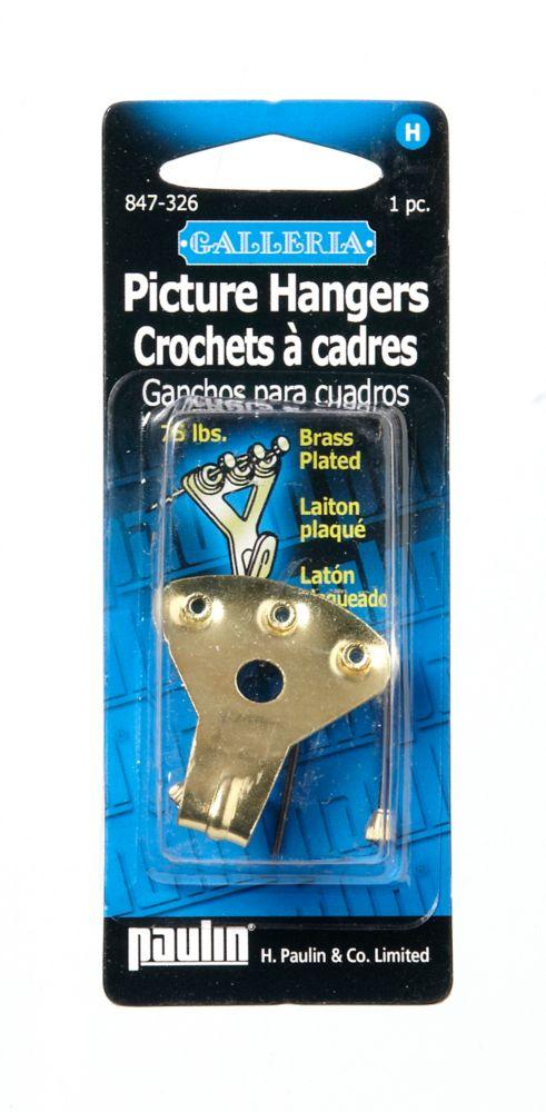 Papc 75Lb Galleria Picture Hangers