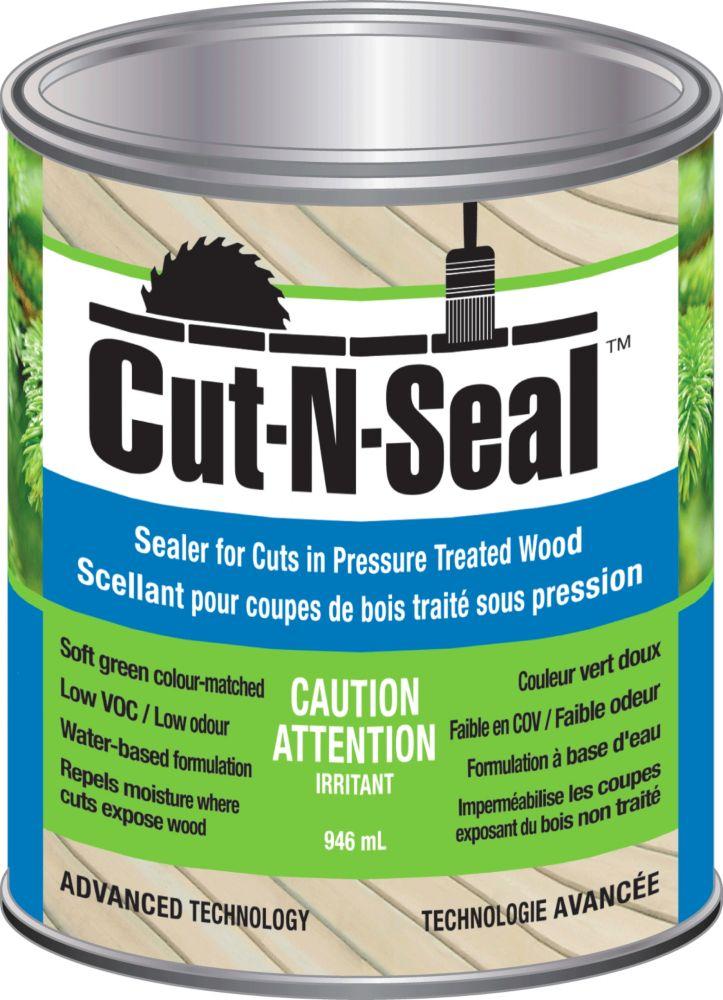 Cut N Seal Pro Guard Soft Green 946ml