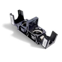 Schneider Electric Plug-In Twin Double Pole Fuse Head