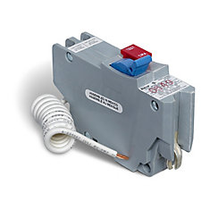 Single Pole 15 Amp Stab-lok Plug-On GFI Circuit Breaker