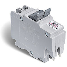 Double Pole 40 Amp Stab-lok (NC) Plug-On Circuit Breaker