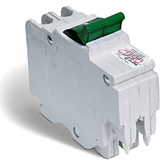 Double Pole 30 Amp Stab-lok (NC) Plug-On Circuit Breaker