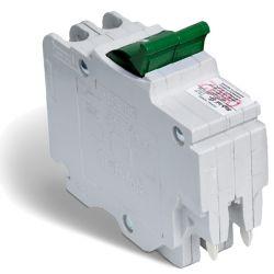 Schneider Electric Disjoncteur enfichable (NC) Stab-lok  de 30A bipolaire