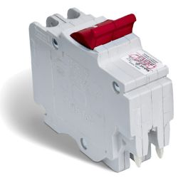Schneider Electric Disjoncteur enfichable (NC) Stab-lok  de 20A bipolaire
