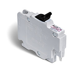 single pole 15 amp stab-lok (nc) plug-on circuit breaker
