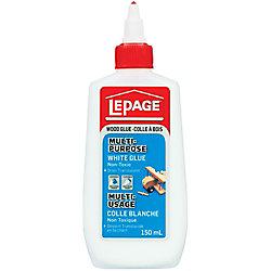 LePage Multi-Purpose White Glue 150mL