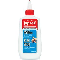 LePage Colle Blanche Multi-Usage 150mL