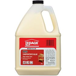 LePage Pro Carpenter's Glue 3L