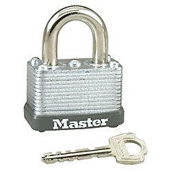 Master Lock Cadenas laminé 1 1/2 po