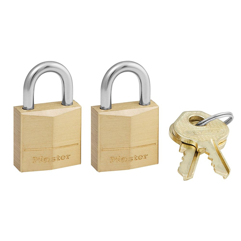 Solid Body Padlocks