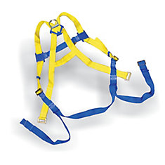 Full body adjustable harness