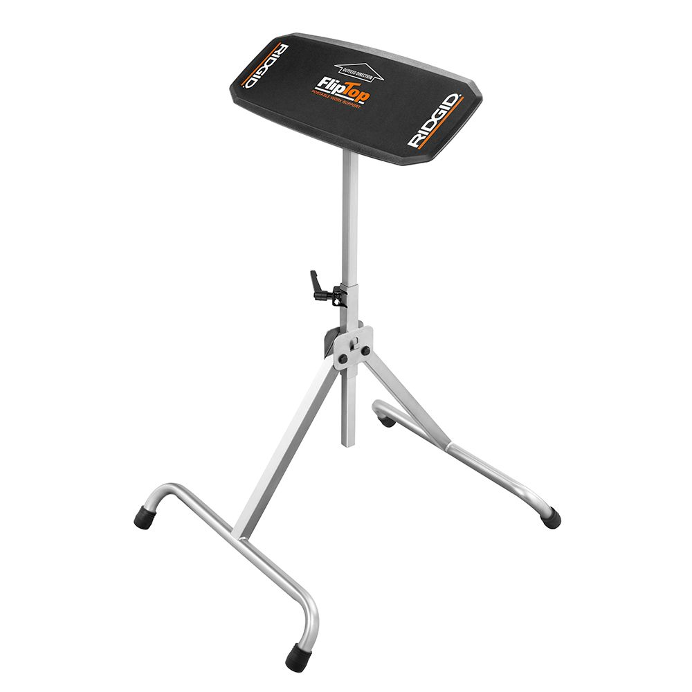 RIGID Flip Top Portable Work Support Stand AC9934