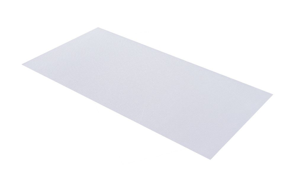 Prismatic Clear Acrylic Lighting Panel - 23.75 Inch x 47.75 Inch