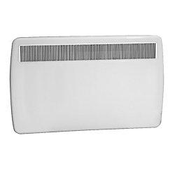 Dimplex Convecteur électrique mural de 750W / 240V - blanc