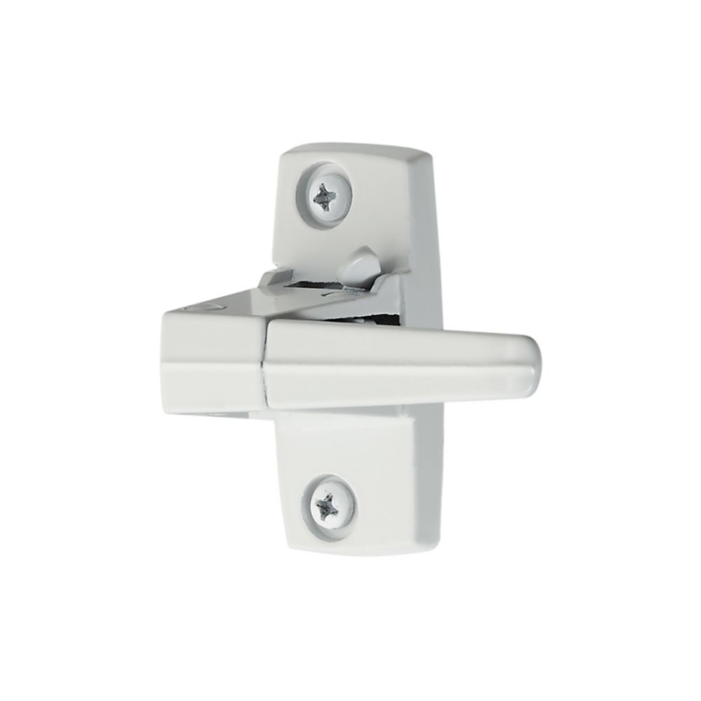 White Replacement Inside Lever with Strike