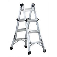 Featherlite 13 ft. Multi-Purpose Ladder Grade IA