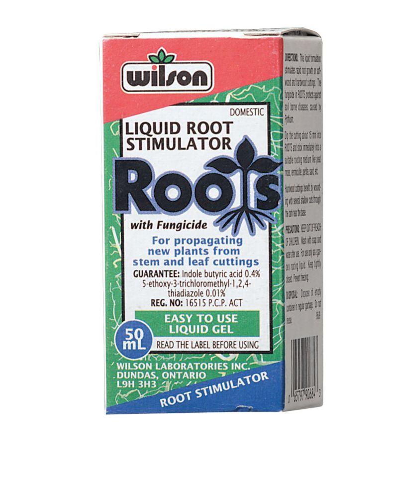 Liquide stimulateur de racines Roots