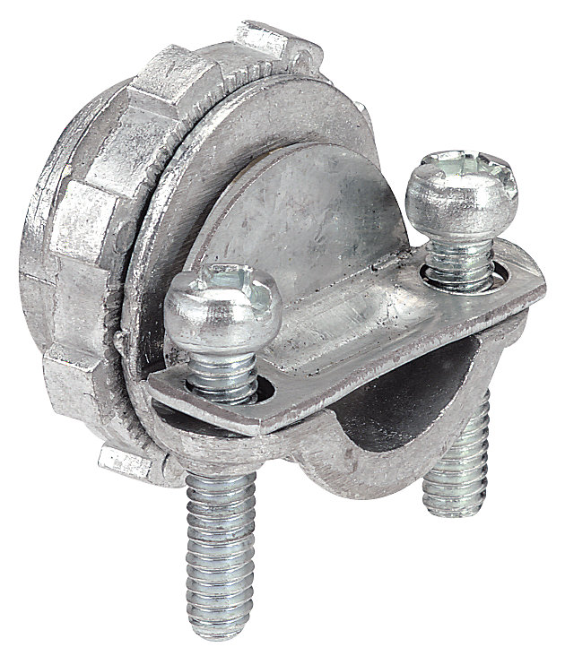 Iberville 3/8 In  Loomex Connector Flip (100-Pack) | The Home Depot