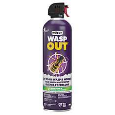Jet Foam 450g Wasp & Hornet Spray