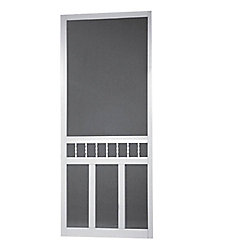 DIY Porte - Ecran en Vinyle Massif Waccamaw 32 po x 80 po