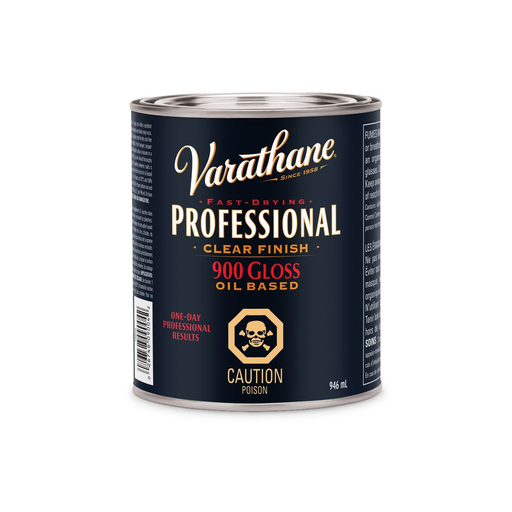 Varathane Pro Oil Gloss 946Ml