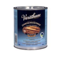 Varathane Fini diamant pour bois - Int. (Base d'eau, satiné) (946ml)
