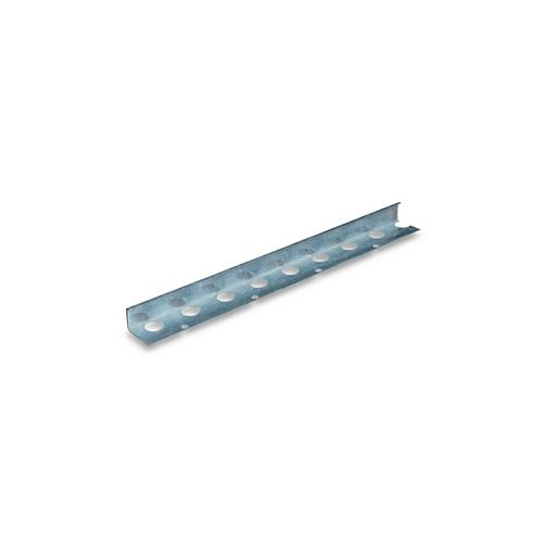 Bailey Metal Products 5/8 inch X 10 ft. Straight Edge Plaster Stop