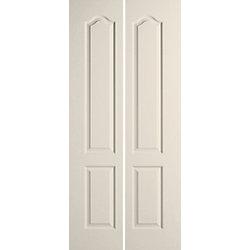 Masonite 36-inch x 80-inch 2-Panel Bifold Door
