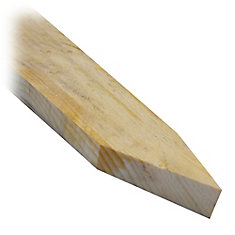 1-inch x 2-inch x 16-inch Wood Stakes