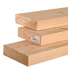 2x6 92 5/8 E.P.S bois de construction