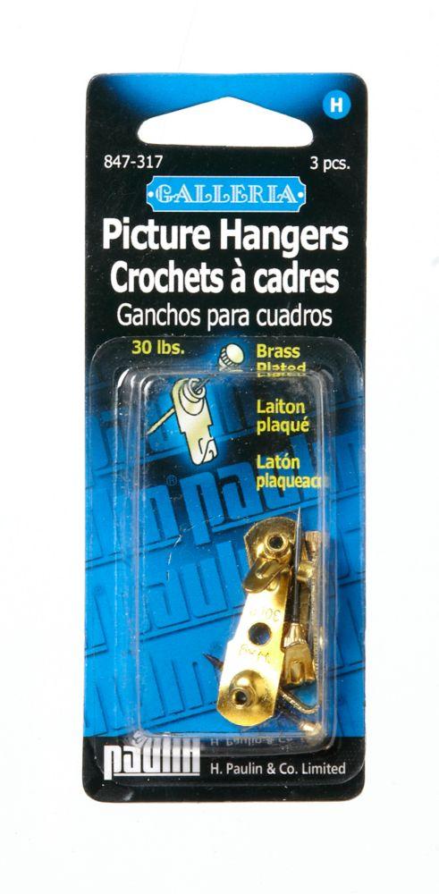 30Lb Galleria Picture Hangers