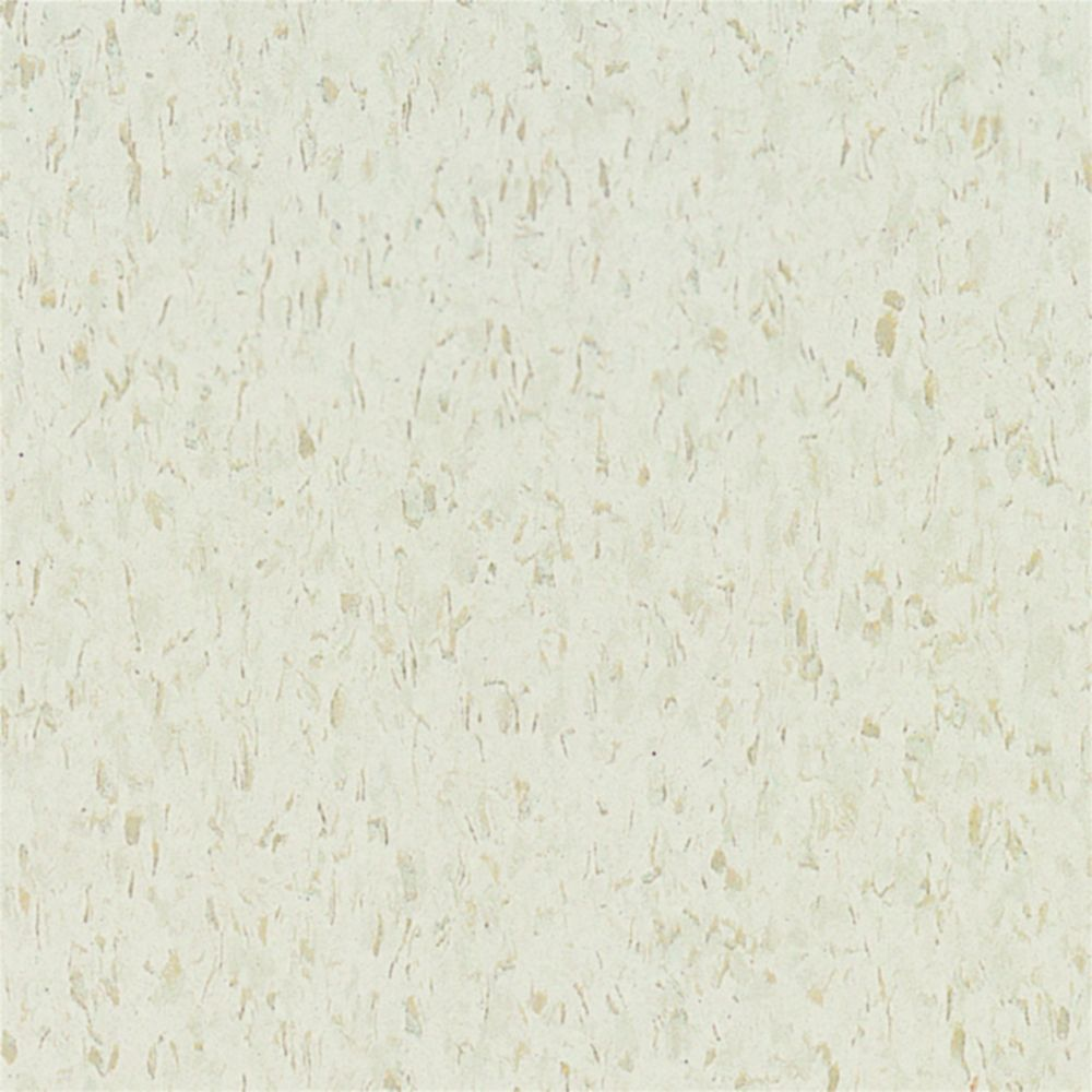 Imperial Texture 12-inch x 12-inch Cool White Vinyl Tile (45 sq.ft. / case)