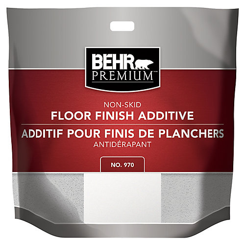 Non-Skid Floor Finish Additive, 85g
