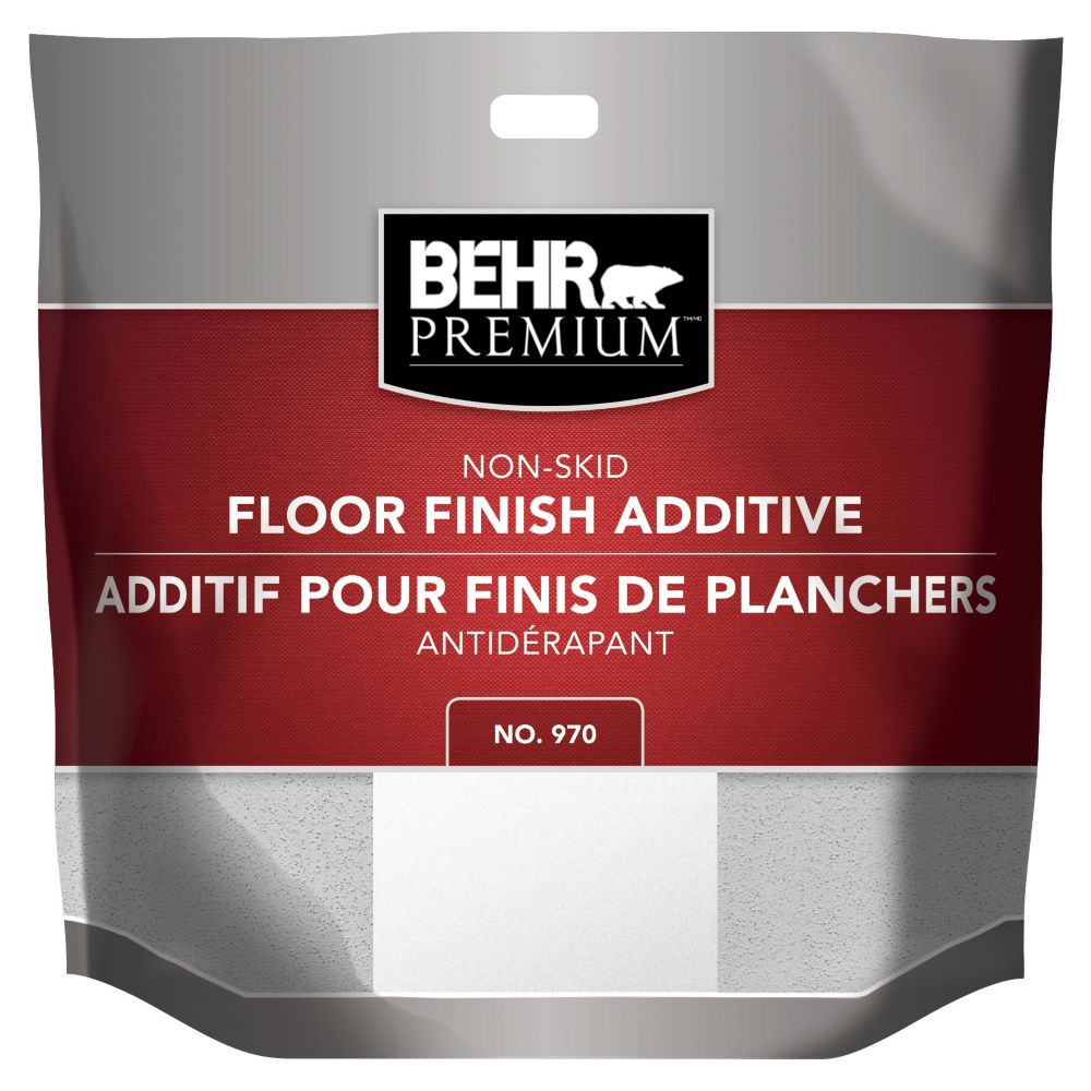 BEHR Non-Skid Floor Finish Additive, 85g