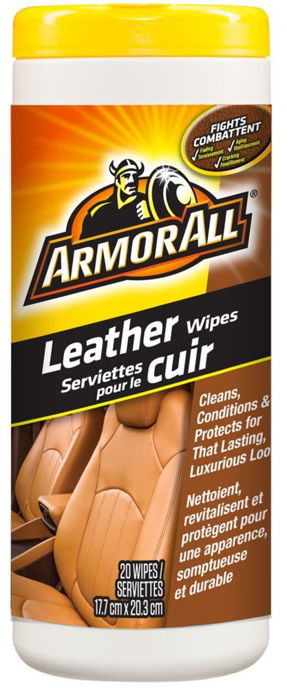 Armor All Armor All Leather Wipes 20ct