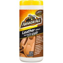 Armor All Leather Wipes 20ct