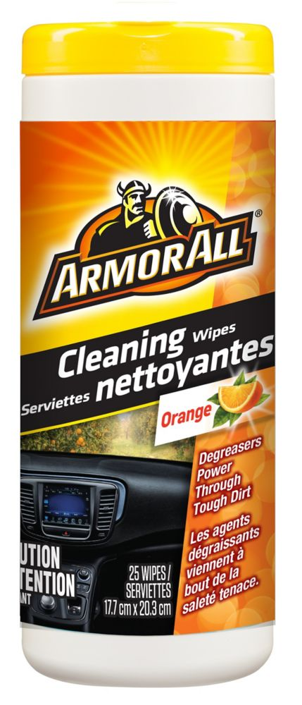 Armor All Armor All Orange Cleaning Wipes