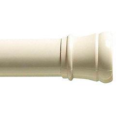 Glacier Bay 60-inch Tension Rod - White