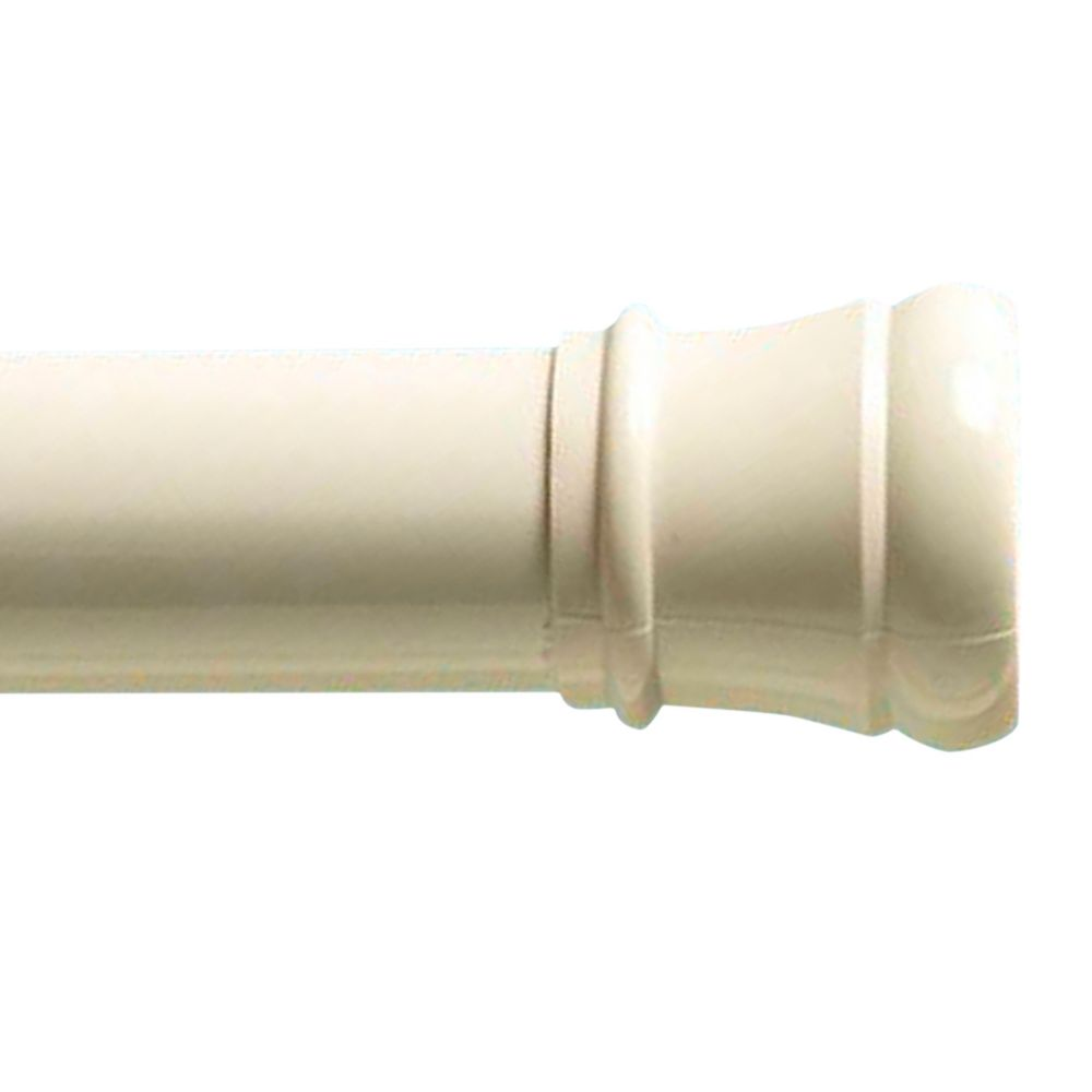 60 Inch Tension Rod - White