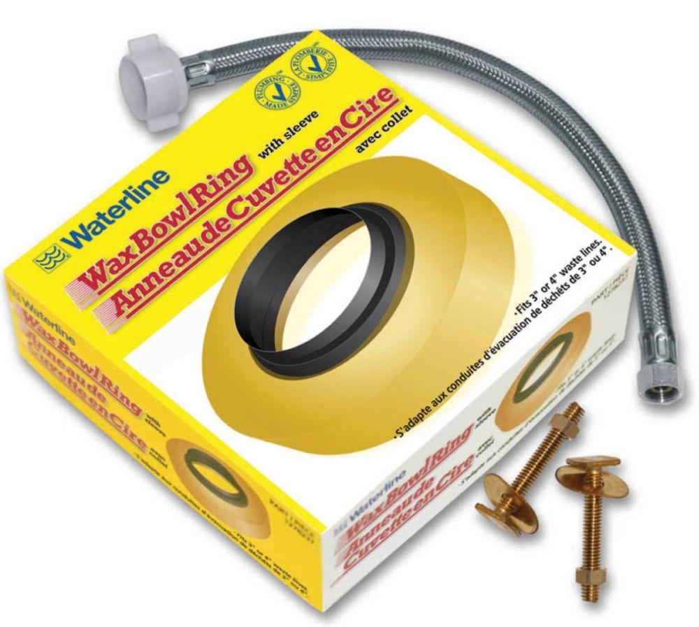 Pro-Kit Toilet Contractor Kit