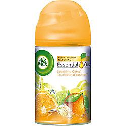Airwick Freshmatic Air Freshener, Automatic Spray Refills, Sparkling Citrus, 1 Refill