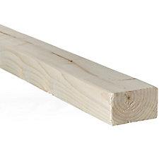 2x3x4 Knotty Pine